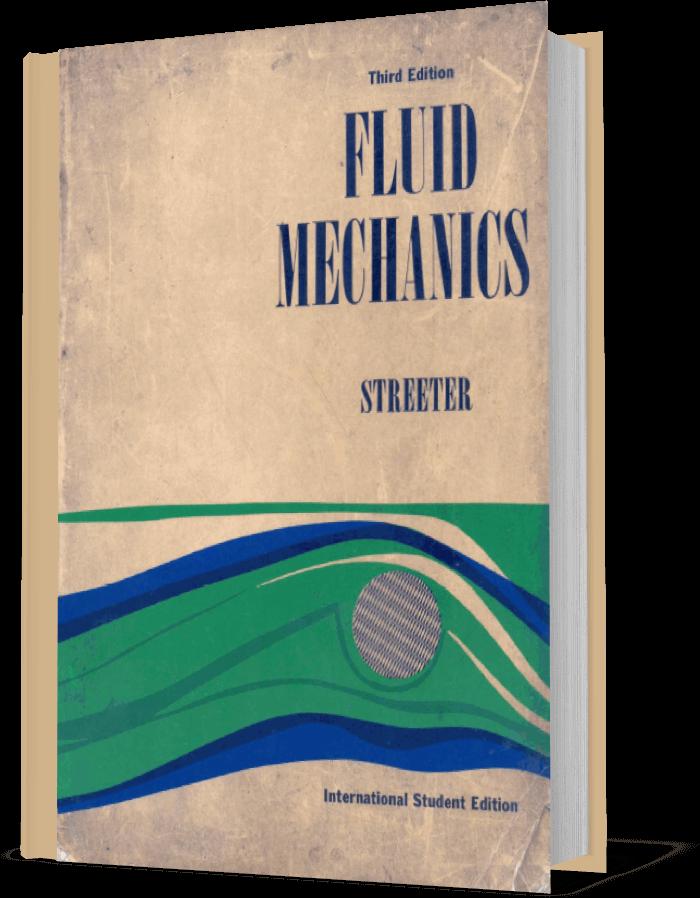 کتاب مکانیک سیالات (نسخه انگلیسی) - نوشته Victor L. Streeter