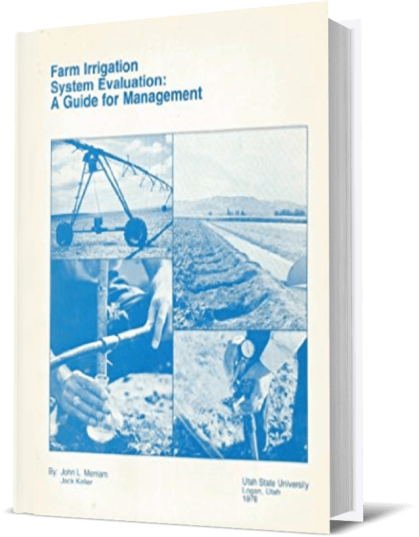 Farm Irrigation System Evaluation: A Guide for Management (Third Edition)