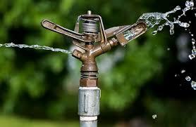 گامهای انجام پروژه طراحی یک سیستم آبیاری تحت فشار
