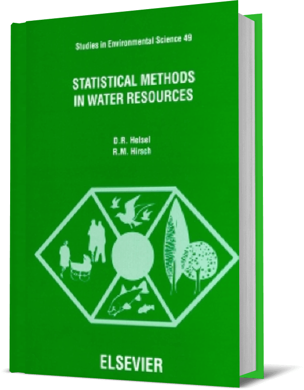 STATICAL METHOD IN WATER RESCOURS