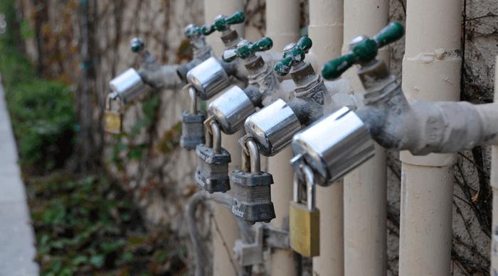 بحران آب و طرح سازگاری با کم آبی