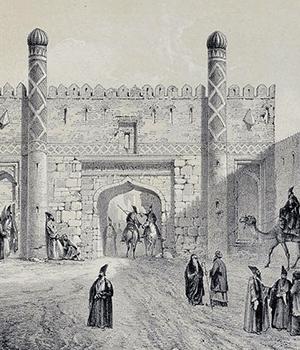 نحوه تقسیم و توزیع آب بین کشاورزان و محلات شهر تبریز در دوره قاجار